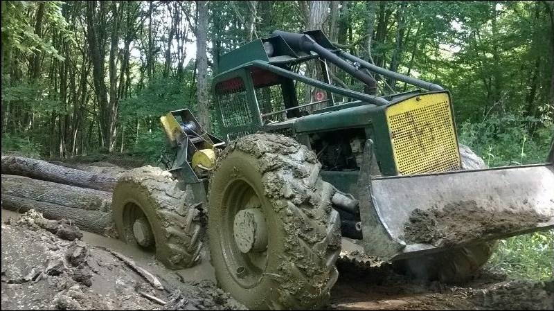 Alat i oprema za šumarstvo